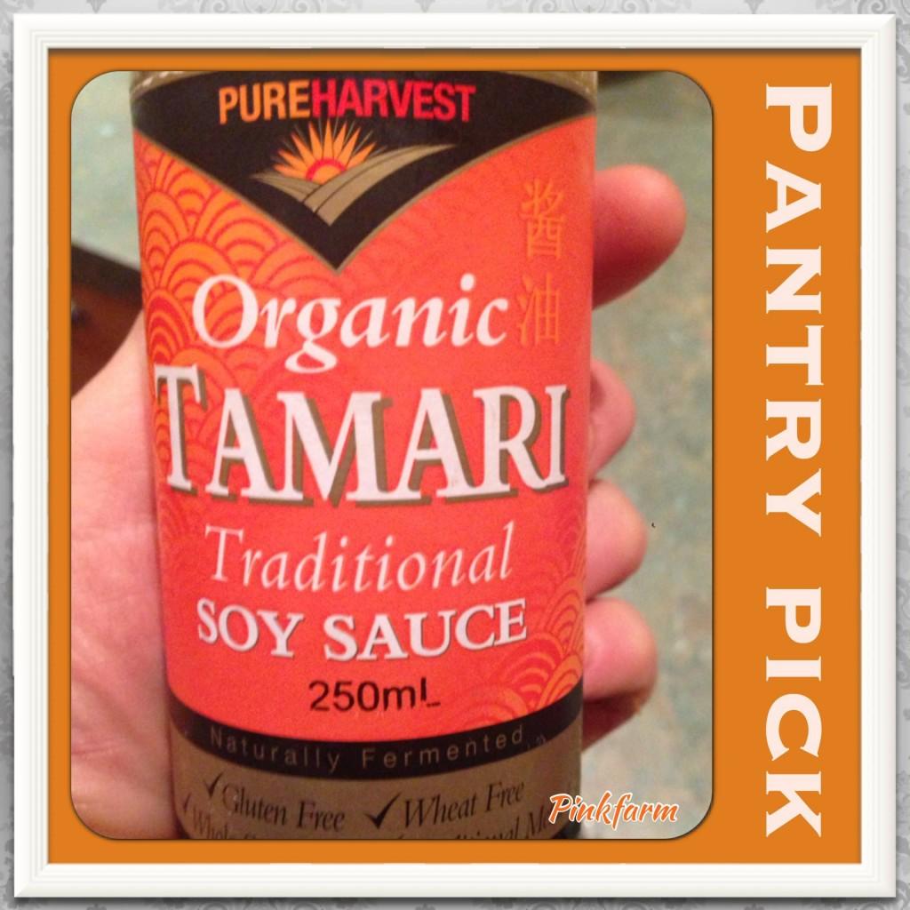 pantry pick tamari