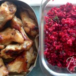 Featuring Beetroot Carrot Salad